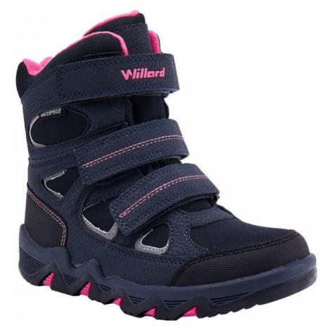 Willard CANADA HIGH rosa - Winterschuhe für Kinder
