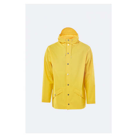 Rains Regenjacke Jacket 1201 Yellow