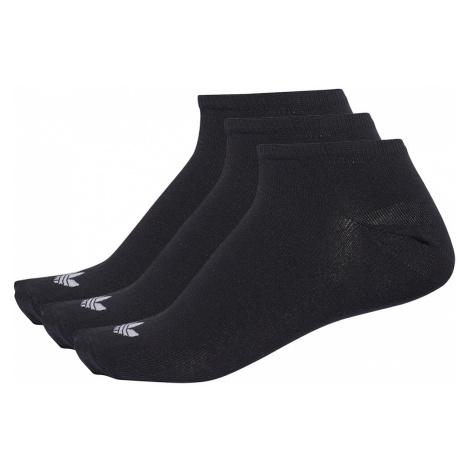 Adidas Originals Socken Dreierpack TREFOIL LINER S20274 Schwarz