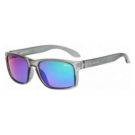 Kinder Sonnen- Brille RELAX Melia grey R3067B
