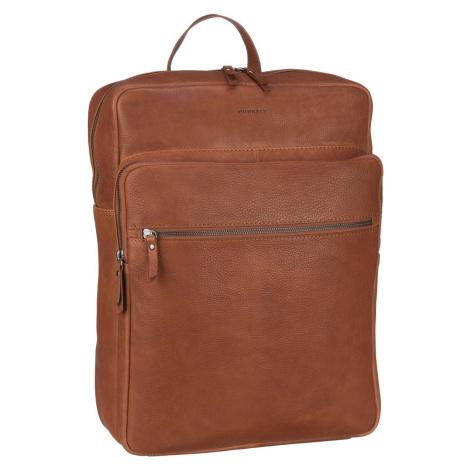 Burkely Rucksack / Daypack Antique Avery Backpack 5364 Cognac (16.4 Liter)