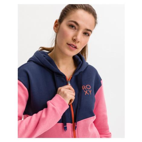 Roxy Anarchy Sweatshirt Blau Rosa