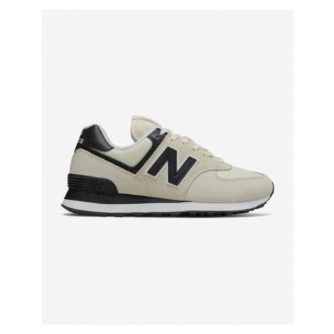 New Balance 574 Tennisschuhe Weiß