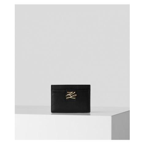 K/AUTOGRAPH KLAPPKARTENETUI Karl Lagerfeld