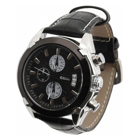 Uhren Cattara CHRONO BLACK Compass