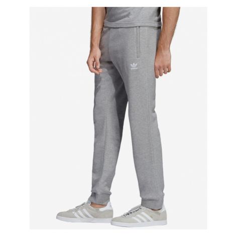 adidas Originals Trefoil Essentials Jogginghose Grau
