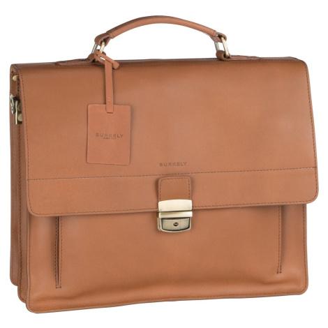 Burkely Aktentasche Vintage Scott Briefcase 6378 Cognac (16.5 Liter)