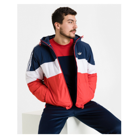 adidas Originals SPRT Padded Jacket Blau Rot