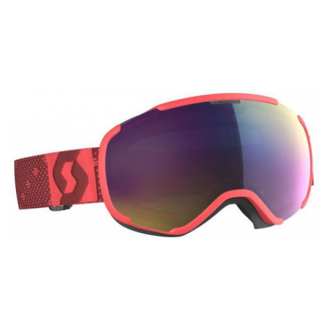 Scott FAZE II rosa - Skibrille