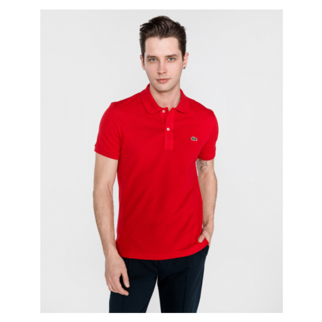 Lacoste Polo T-Shirt Rot