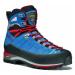 Schuhe Asolo Elbrus GV MM blue aster / silber