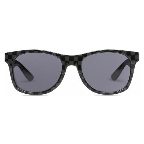 VANS Spicoli 4 Shades Sonnenbrille (black-charcoal Checkerboard) Herren Schwarz, One Size