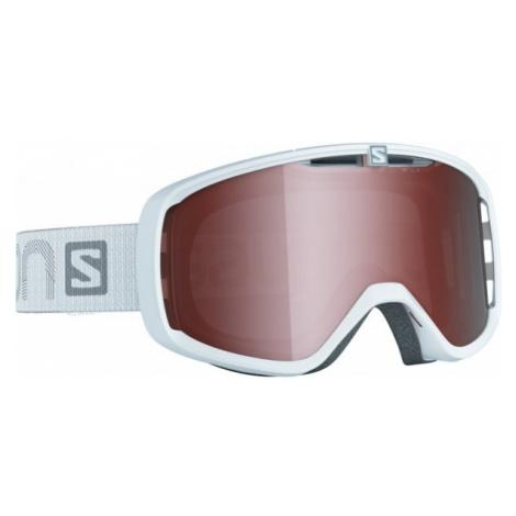 Salomon AKSIUM ACCESS weiß - Skibrille