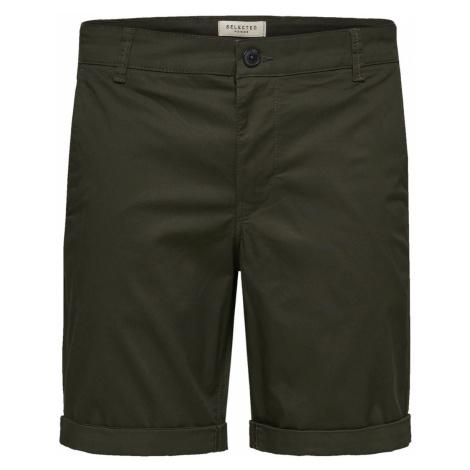 Selected Herren Chino Shorts Slhstraight-Paris Straight Fit