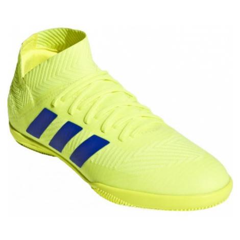 adidas NEMEZIZ 18.3 IN J gelb - Kinder Fußballschuhe