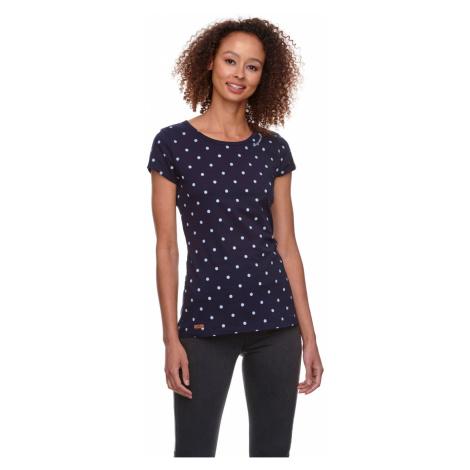 Ragwear Shirt Mint Dots navy