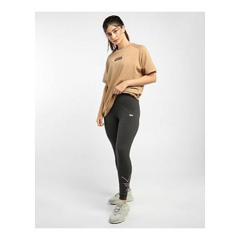 Adidas Originals R.Y.V. Leggings - Black Melange - Damen, Black Melange