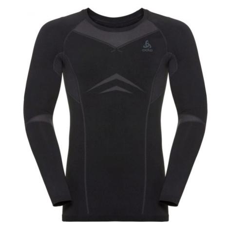Odlo PERFORMANCE WARM SUW TOP SEAMLES schwarz - Herren Shirt