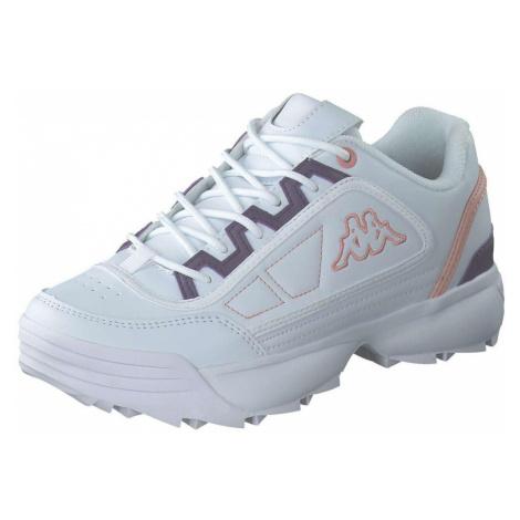 Kappa Rave MF Sneaker Damen weiß