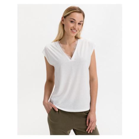 Vero Moda Carries T-Shirt Weiß