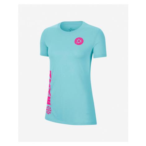 Nike Icon Clash T-Shirt Blau