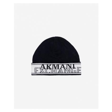Armani Exchange Mütze Blau