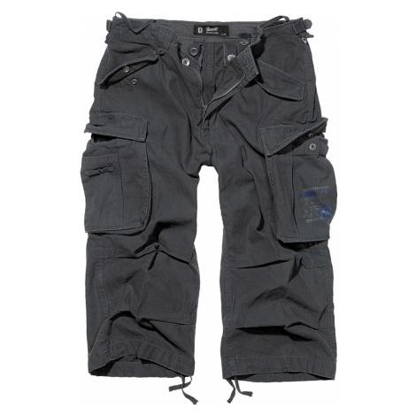 Männer 3/4 Shorts BRANDIT - Industry Vintage Black - 2003/2 XXL