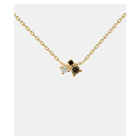 PD Paola Halskette Lime Blush Gold