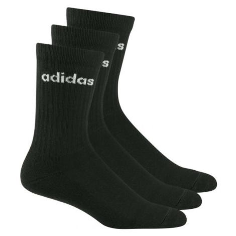 adidas HC CREW 3PP schwarz - Socken