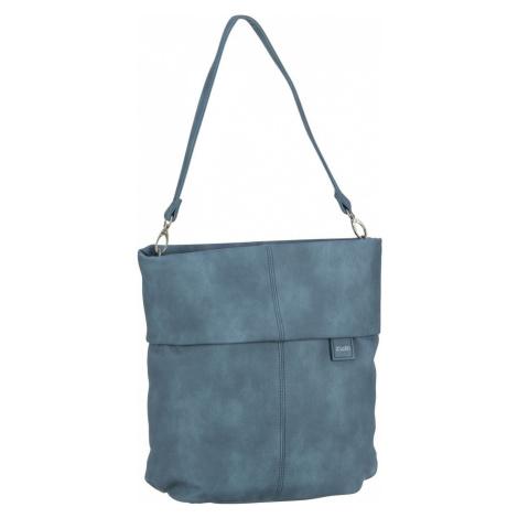 Zwei Handtasche Mademoiselle M12 Nubuk/Sea (7 Liter)