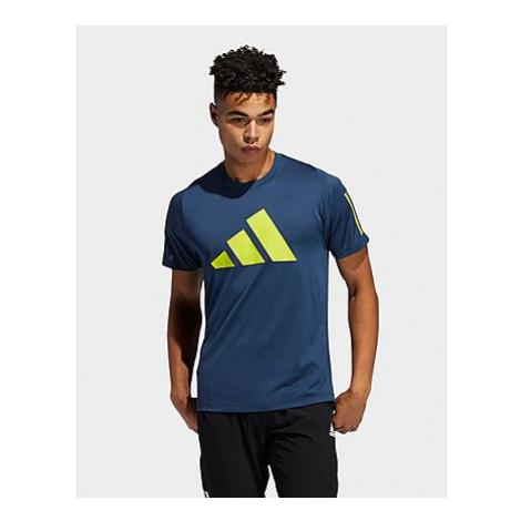 Adidas FreeLift T-Shirt - Crew Navy - Herren, Crew Navy