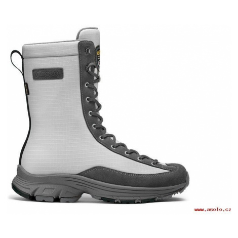Schuhe Asolo Mystic GTX A464 silber/graphit