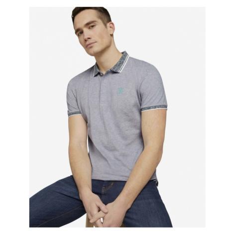 Tom Tailor Poloshirt Grau