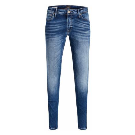 JACK & JONES Tom Original Jos 510 50sps Skinny Fit Jeans Herren Blau