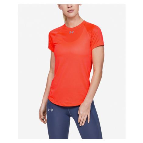 Under Armour Qualifier T-Shirt Orange