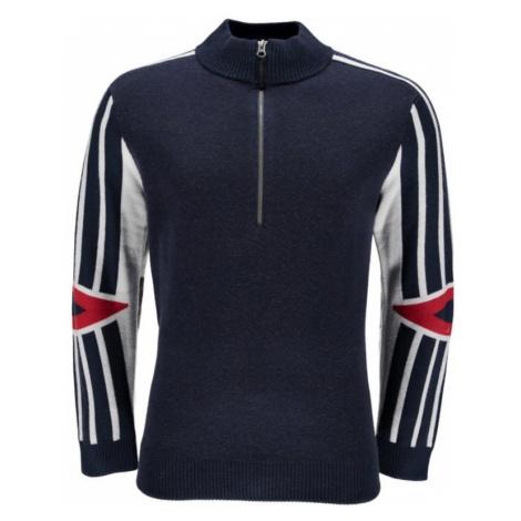Sweater Spyder Men `s Rad Pad Vintage Half Zip 417112-402