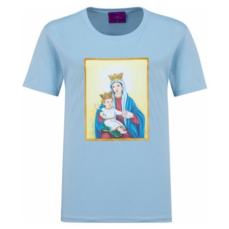 Blue Mary & Jesus