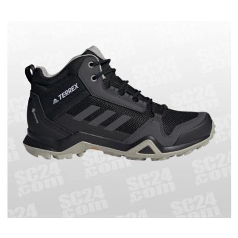 Adidas Terrex AX3 Mid GTX Women schwarz/grau Größe 37 1/3
