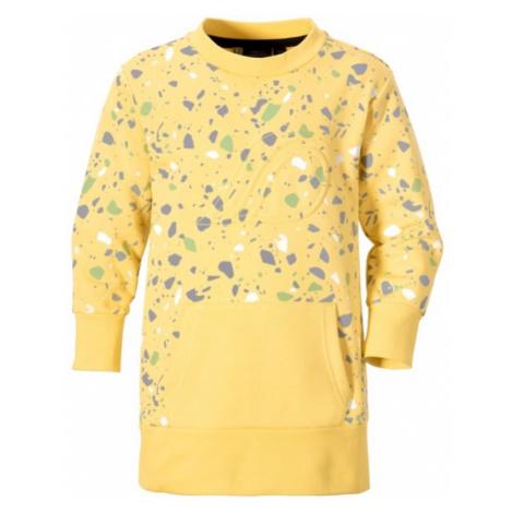 Sweatshirt D1913 LARVEN 503033-958 yellow