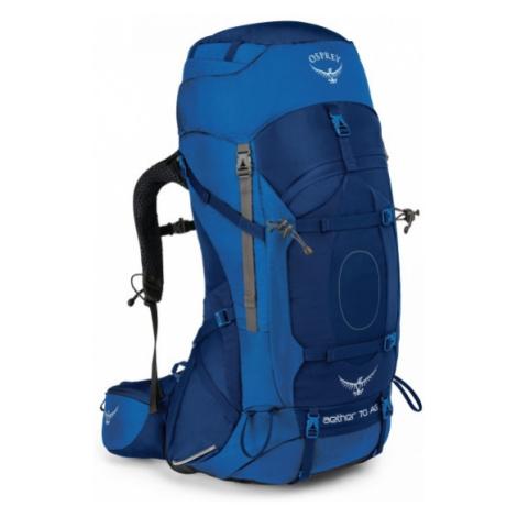 Osprey AETHER AG 70 L blau - Rucksack