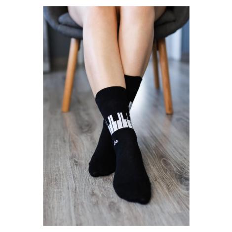 Barfuß-Socken - Piano 43-46