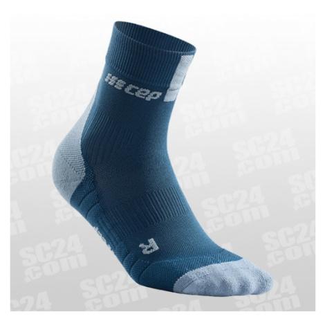 CEP Compression Short Socks 3.0 Women blau/grau Größe 37-40