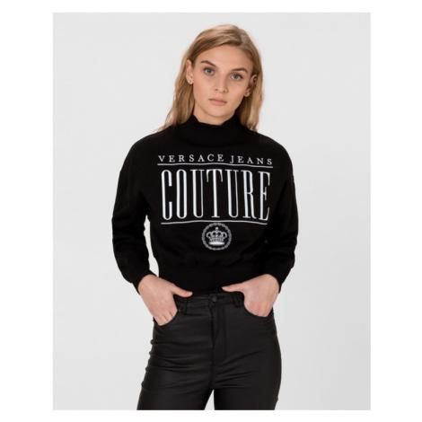Versace Jeans Couture Sweatshirt Schwarz
