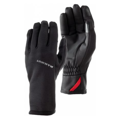 Handschuhe Mammut Fleece Pro Handschuh (1190-05851) black 0001