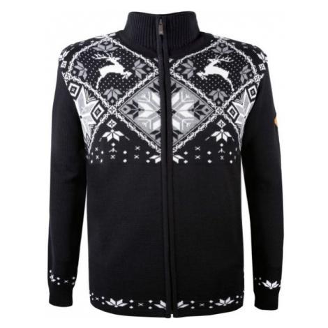 Kama MERINO PULLOVER schwarz - Pullover