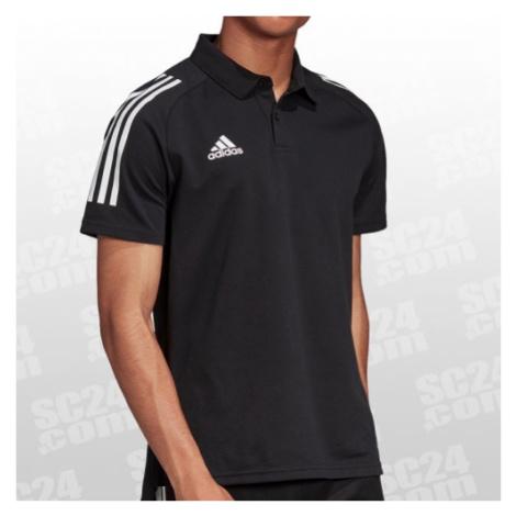 Adidas Condivo 20 Polo schwarz/weiss Größe L