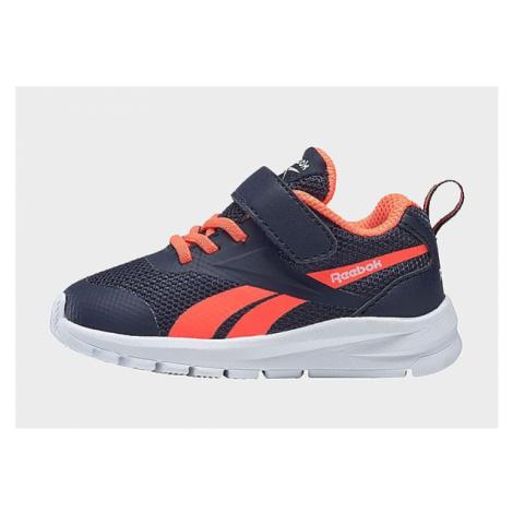 Reebok reebok rush runner 3 td shoes - Vector Navy / Orange Flare / White, Vector Navy / Orange