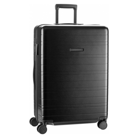 Horizn Studios Trolley + Koffer H7 Essential Check-In Luggage 90,5 L All Black (90 Liter)