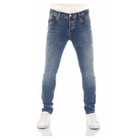 Ltb Herren Jeans Servando Xd - Tapered Fit - Blau - Hyper Wash