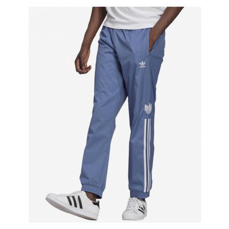 adidas Originals Adicolor 3D Trefoil 3-Stripes Jogginghose Blau
